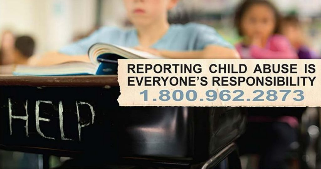 REPORTING-CHILD-ABUSE
