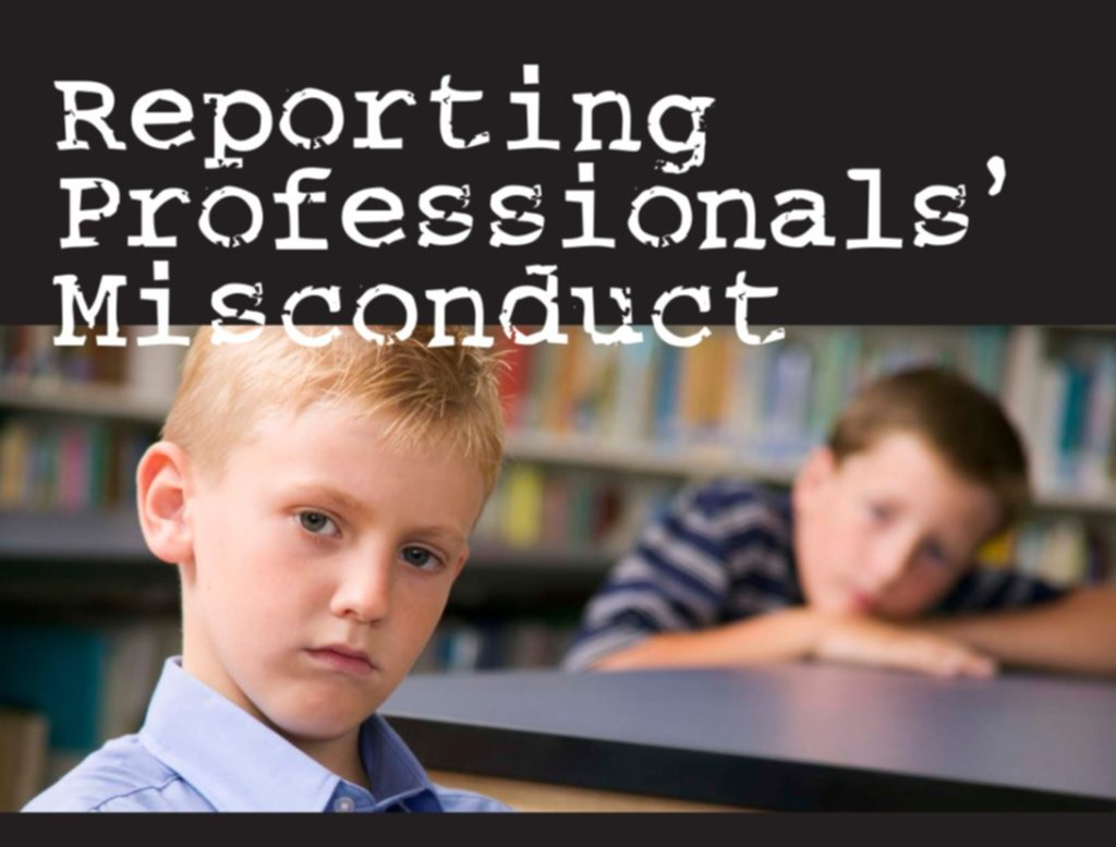 Reporting-Professionals-Misconduct